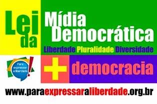 campanha Para expressar a liberdade
