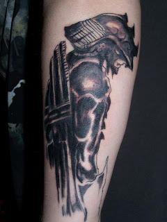 cool samurai tattoos