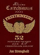 Bestel nu: Kleine catechismus voor freethinkers