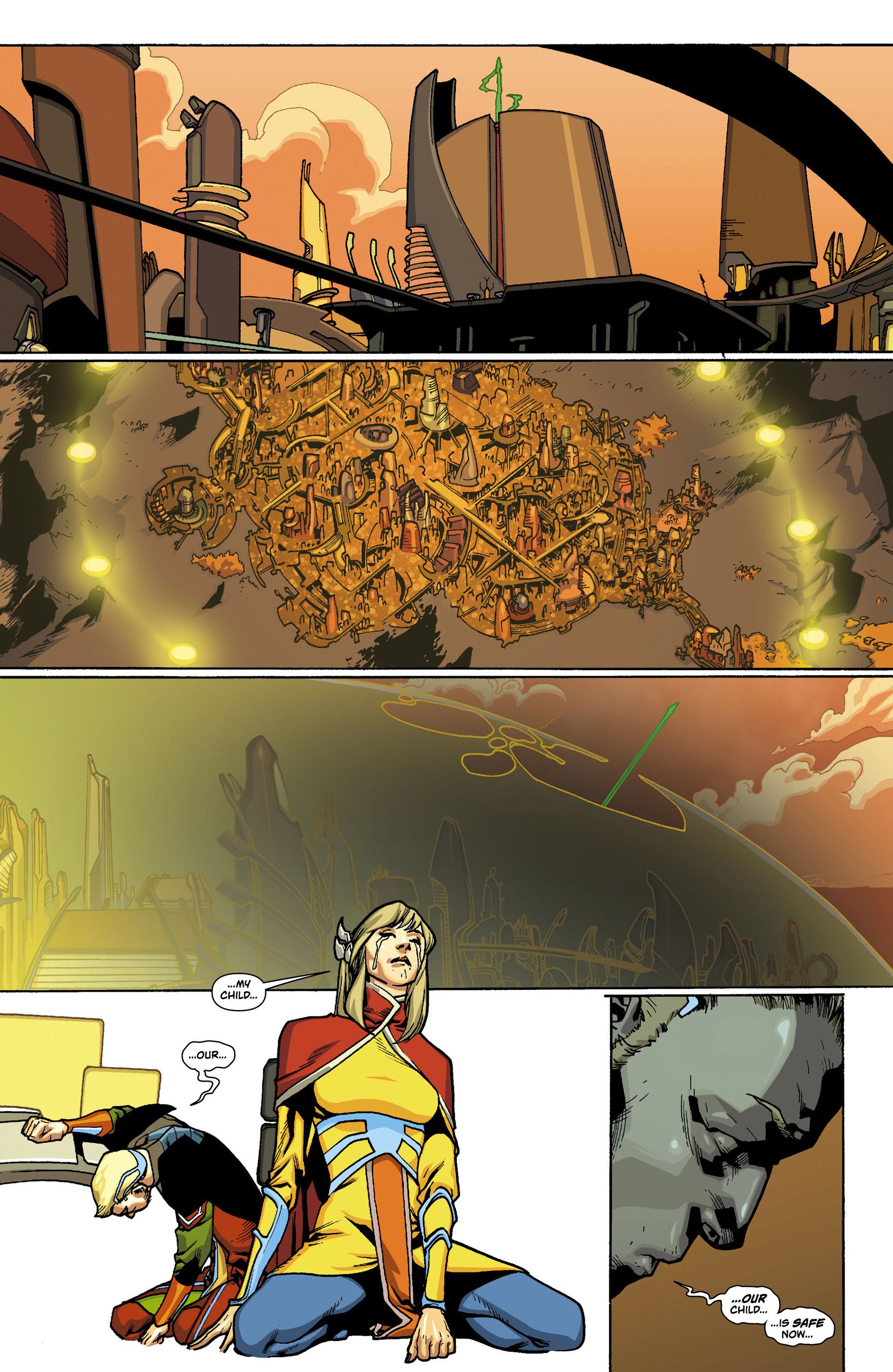 Supergirl (2011) Issue #0 #2 - English 20