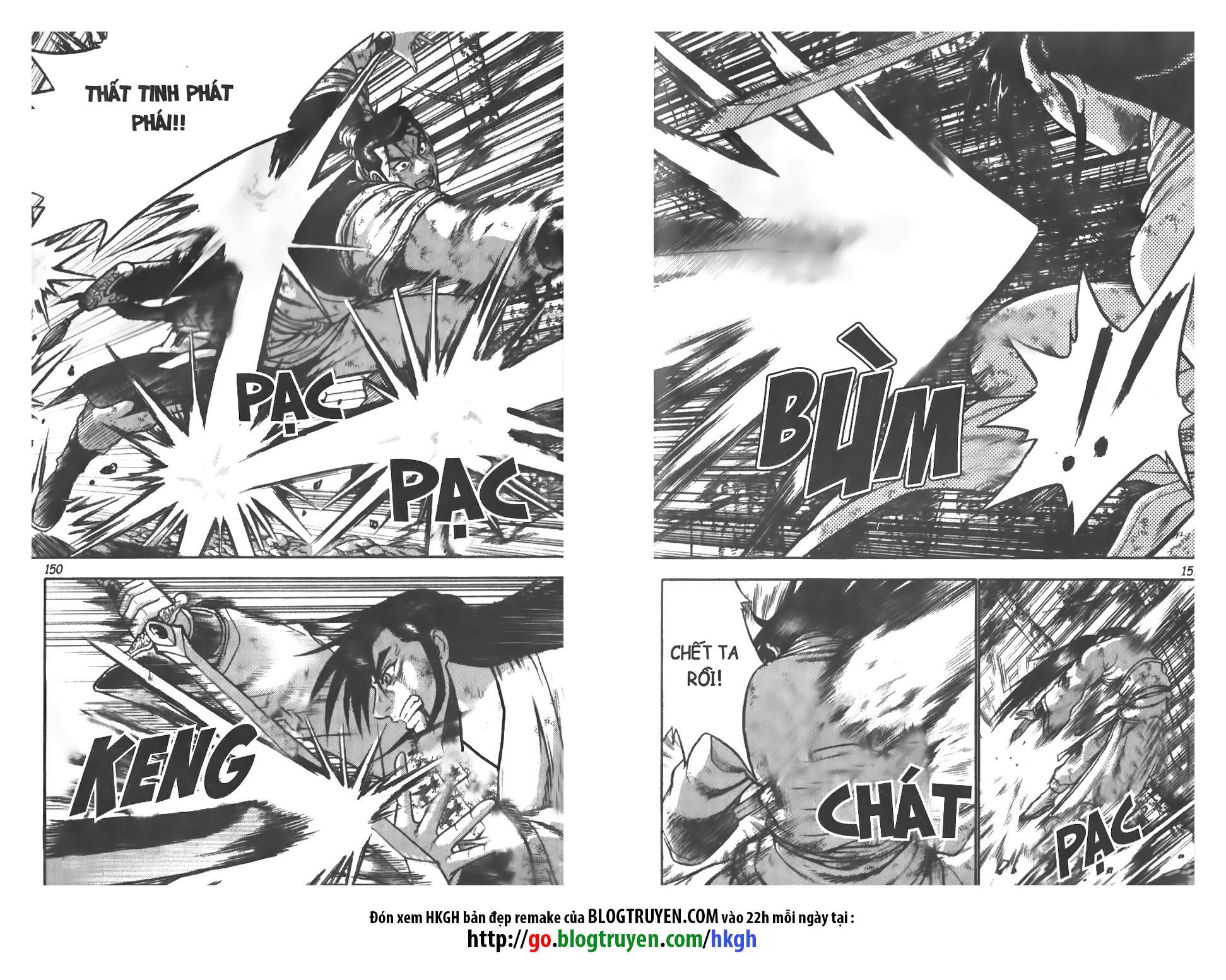 Hiệp Khách Giang Hồ chap 299 page 23 - IZTruyenTranh.com