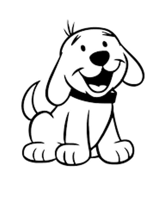 Clifford coloring pages  Free Coloring Pages