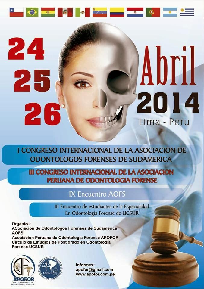 Odontologia Legal - Peru
