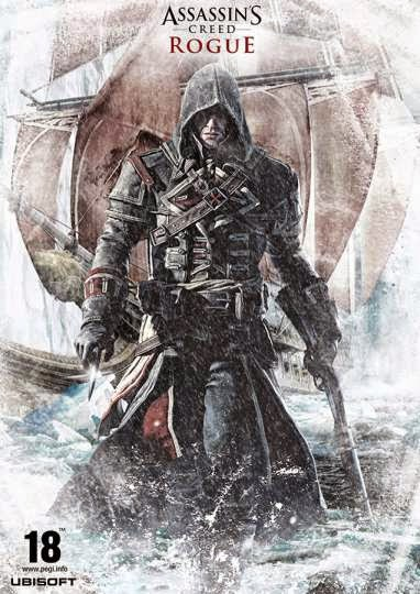 Assassin's Creed Rogue (2015) Worldfree4u - Free Download PC Game