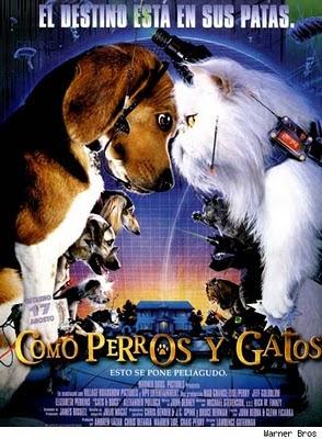 Como Perros y Gatos – DVDRIP LATINO