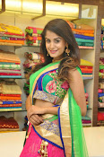 Anukruthi Glam pics in half saree-thumbnail-11