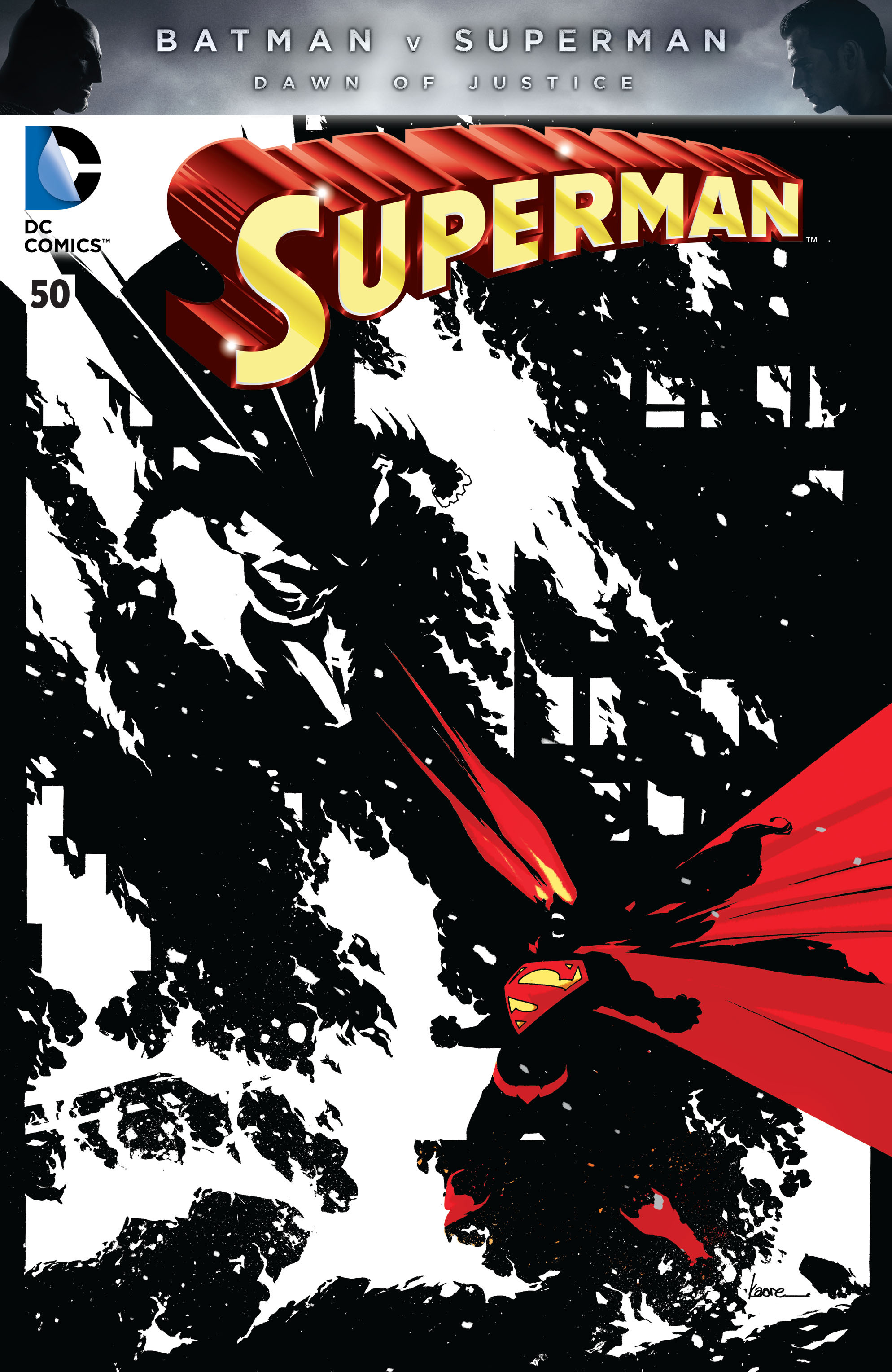 Read online Superman (2011) comic -  Issue #50 - 3