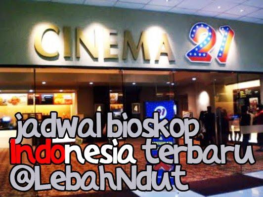 Jadwal Film Bioskop Indonesia Terbaru Desember 2012 Terlengkap