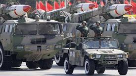 Nuevo poderío militar de China temido por EEUU será mostrado en plaza Tiananmén