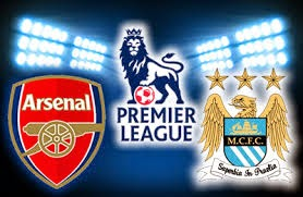 arsenal vs manchester city epl 13 september 2014