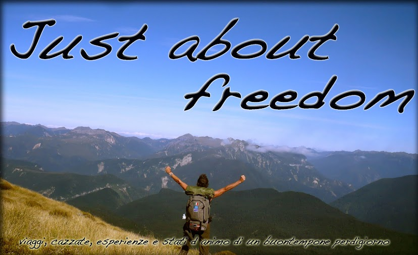 Just about freedom