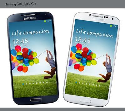 Samsung Galaxy S4 I9505 online white si black, specificatii, alb si negru