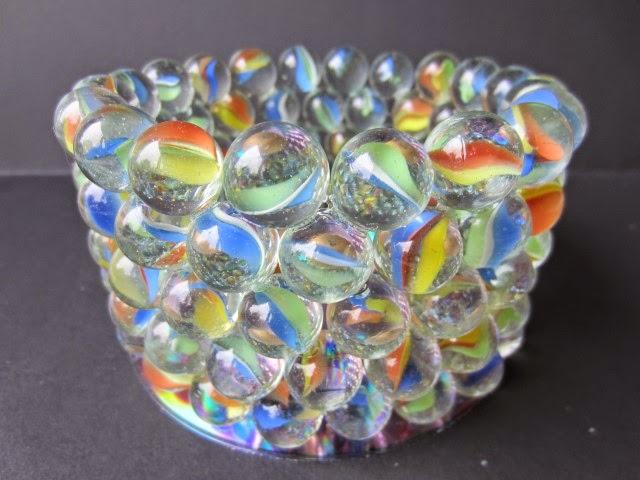 Sanne kreativ glasmurmel licht for Welche deckel sammeln