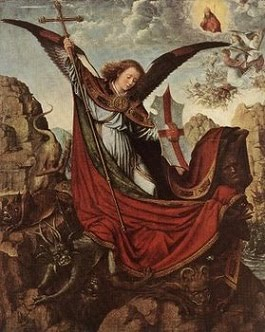 St Michael the Archangel