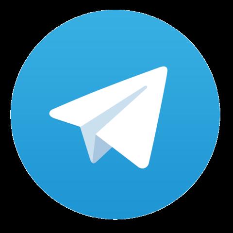 Contacta por Telegram