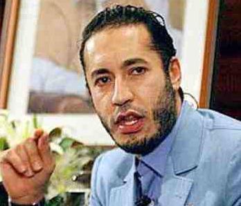 Al-Saadi al-Gaddafi