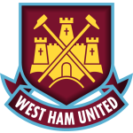 Logo Tim Klub Sepakbola West Ham United PNG