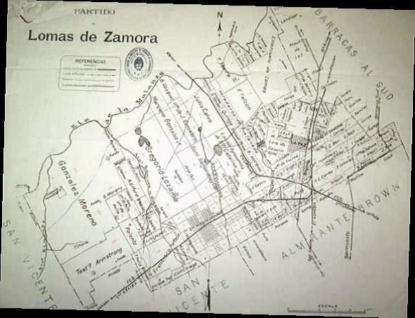 lomas de zamora map Lomas De Zamora Mapa Lomas De Zamora Maps