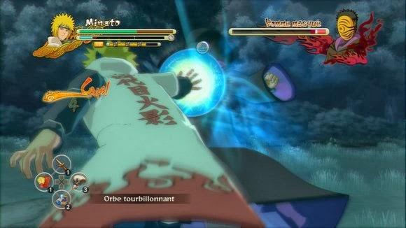 تحميل لعبه NarutoShippudenUltimate Ninja STORM