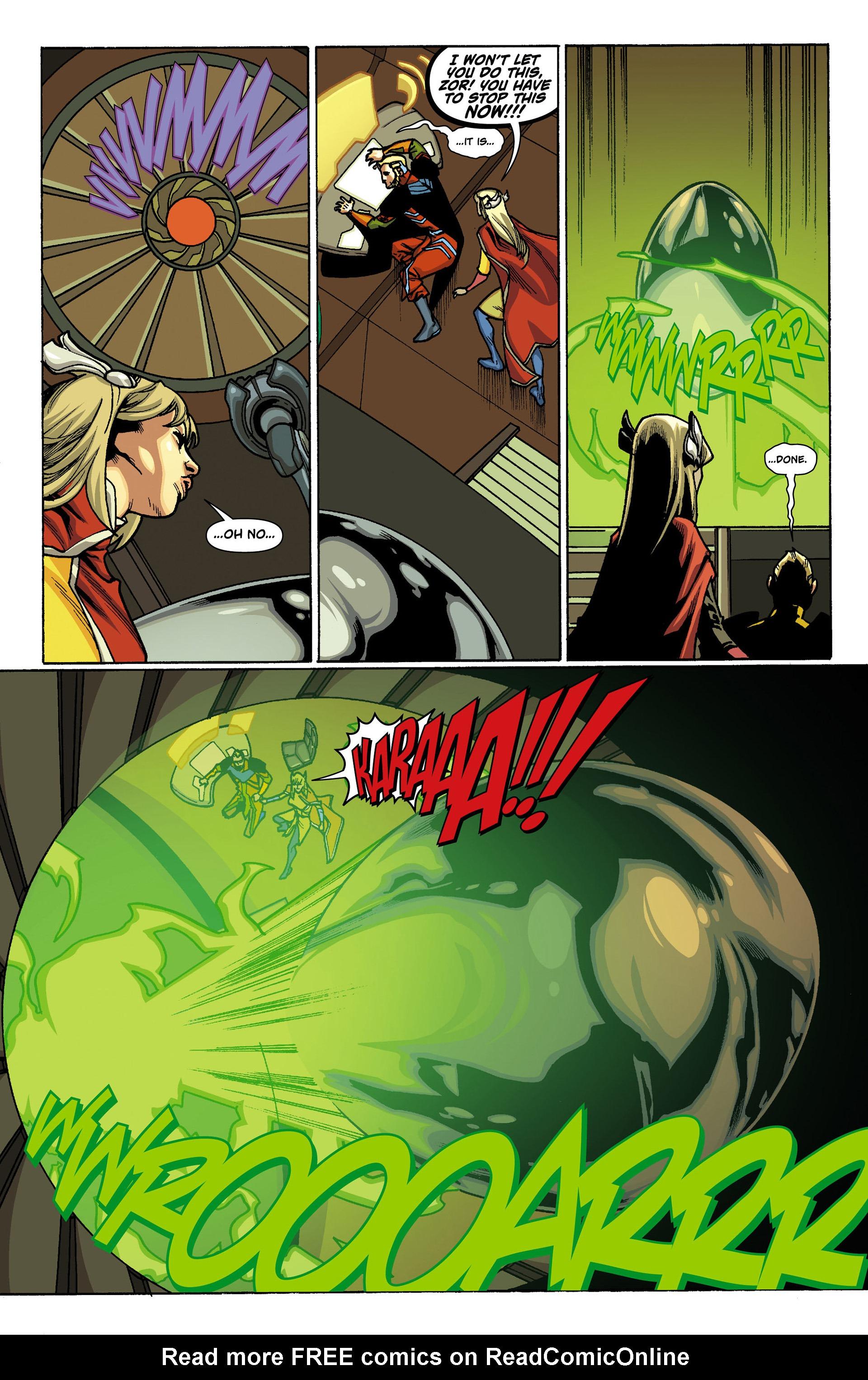 Supergirl (2011) Issue #0 #2 - English 19