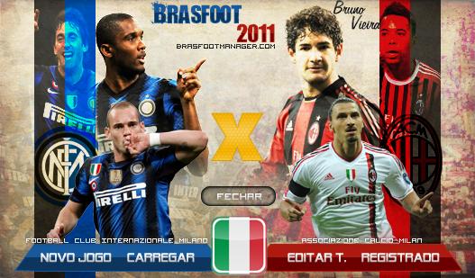Skin     Interonale X Milan     Brasfoot 2011 Build 3