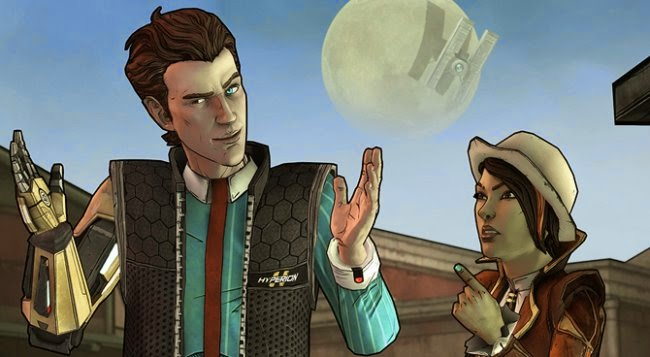Tales from the Borderlands v1.21 Apk Obb Android