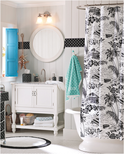 Suscapea teen girls bathroom ideas for Girls bathroom ideas