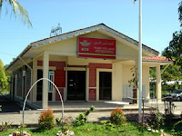 Brunei Post Office Kp Lamunin Tutong