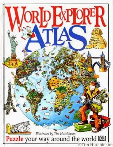 The World Explorer Atlas