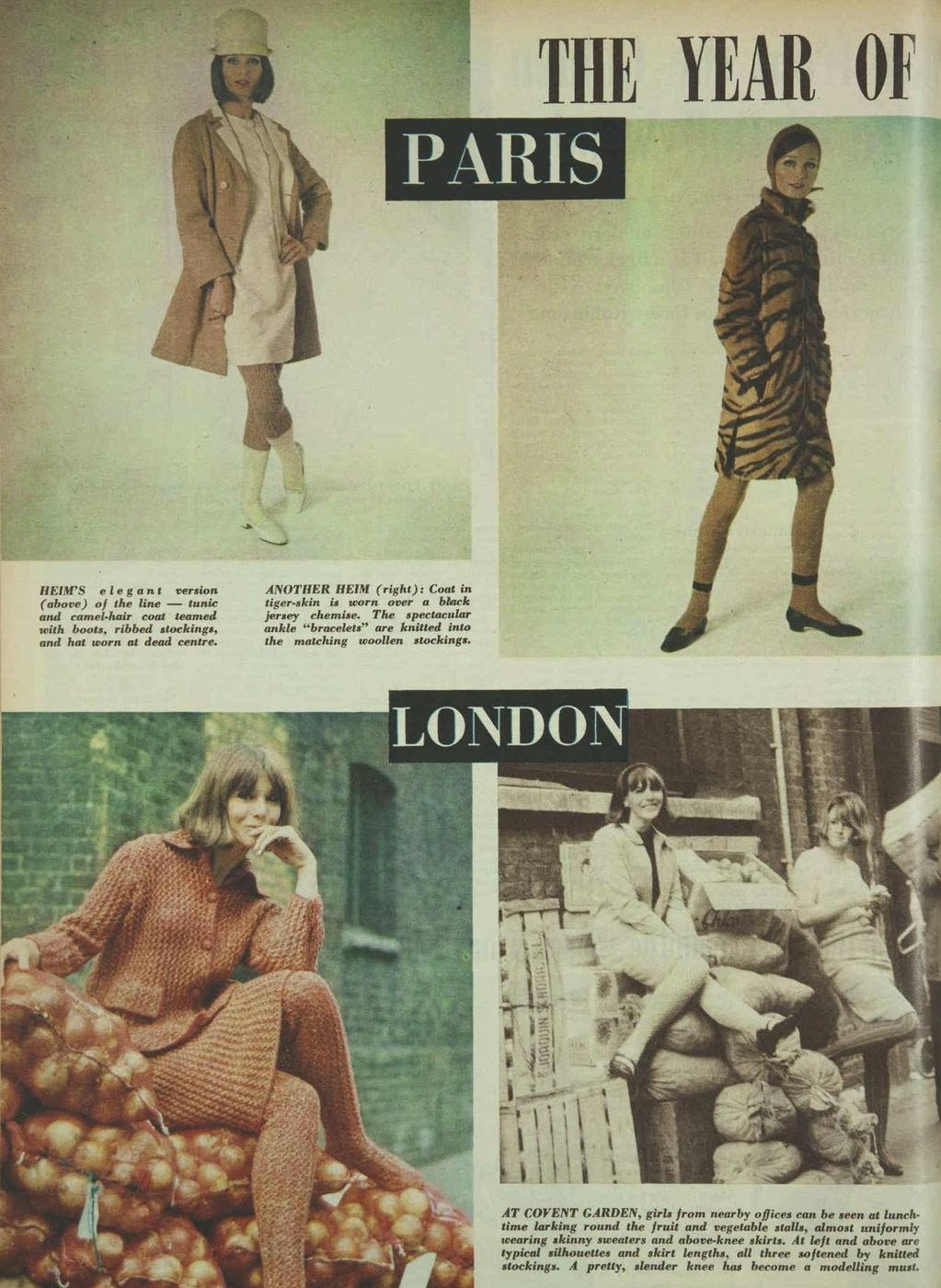 1965 the year of the mini-skirt