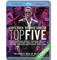 TOP FIVE (2014) FULL 1080P HD MKV ESPAÑOL LATINO