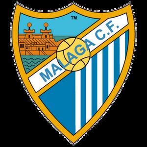 Logo Malaga Klub Sepak Bola La Liga Spanyol