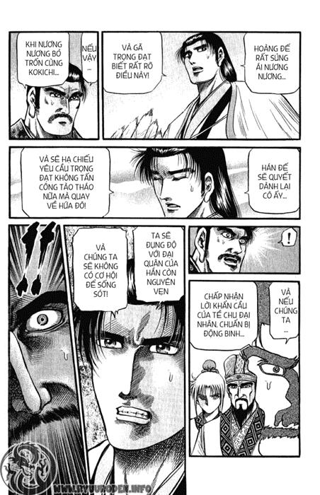 Chú bé rồng Chap 97 trang 9