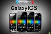A equipe de desenvolvimento GalaxyICS a qual é responsável por trazer o .