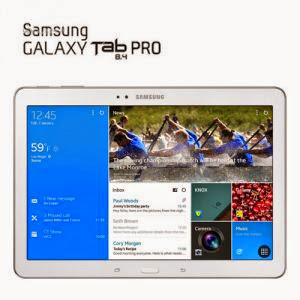 The Other Side of Samsung Galaxy Tab 8.4 Pro - Samsung's New Galaxy Tab Can Be Call