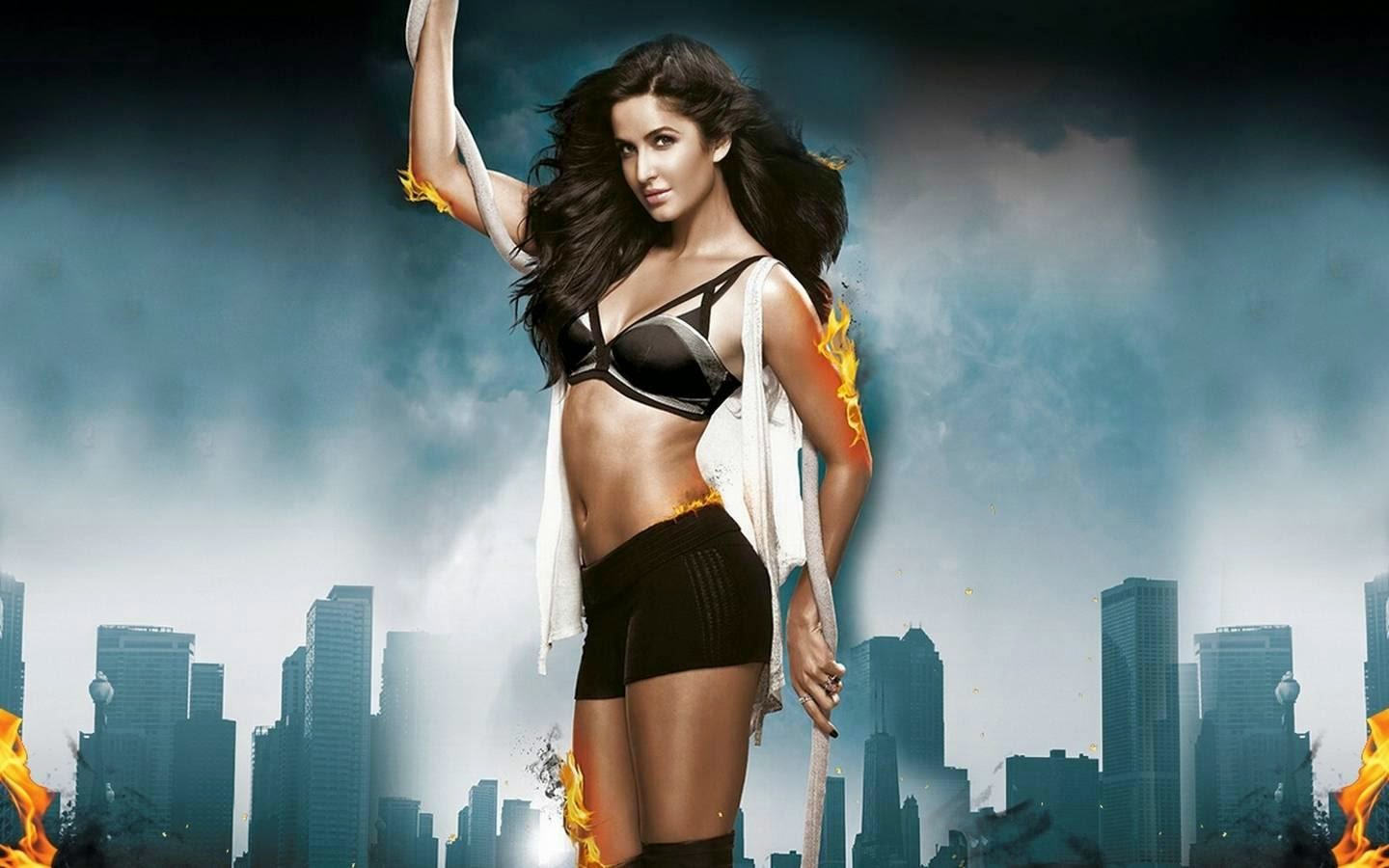 Dhoom 3 Katrina Kaif HD Wallpapers Cool Desktop Background Images Widescreen