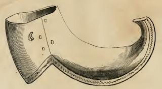 Zapato de Magistrado romano