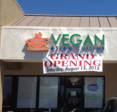 Pho Vegan Asian Cuisine