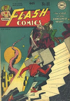 Flash Comics #88 comic cover