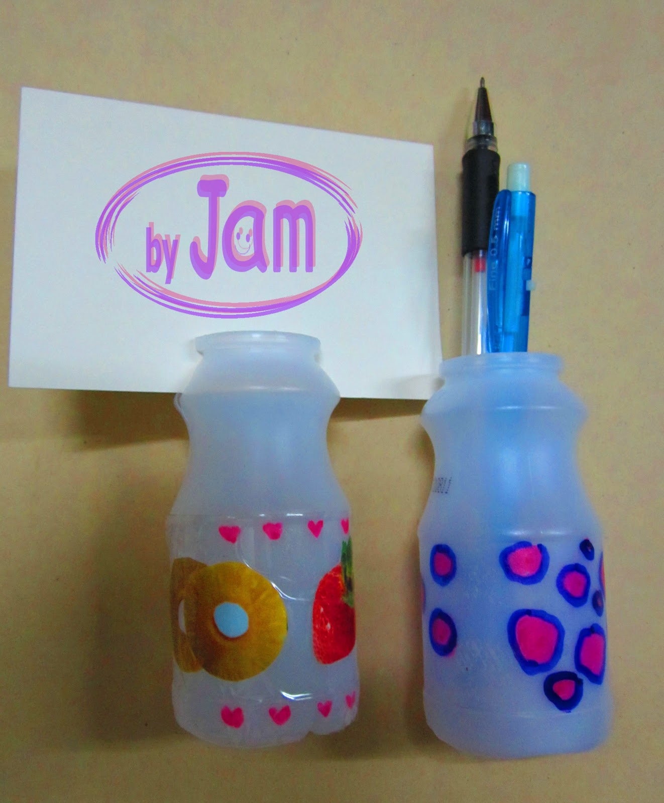 reuse plastic,reuse yogurt bottle