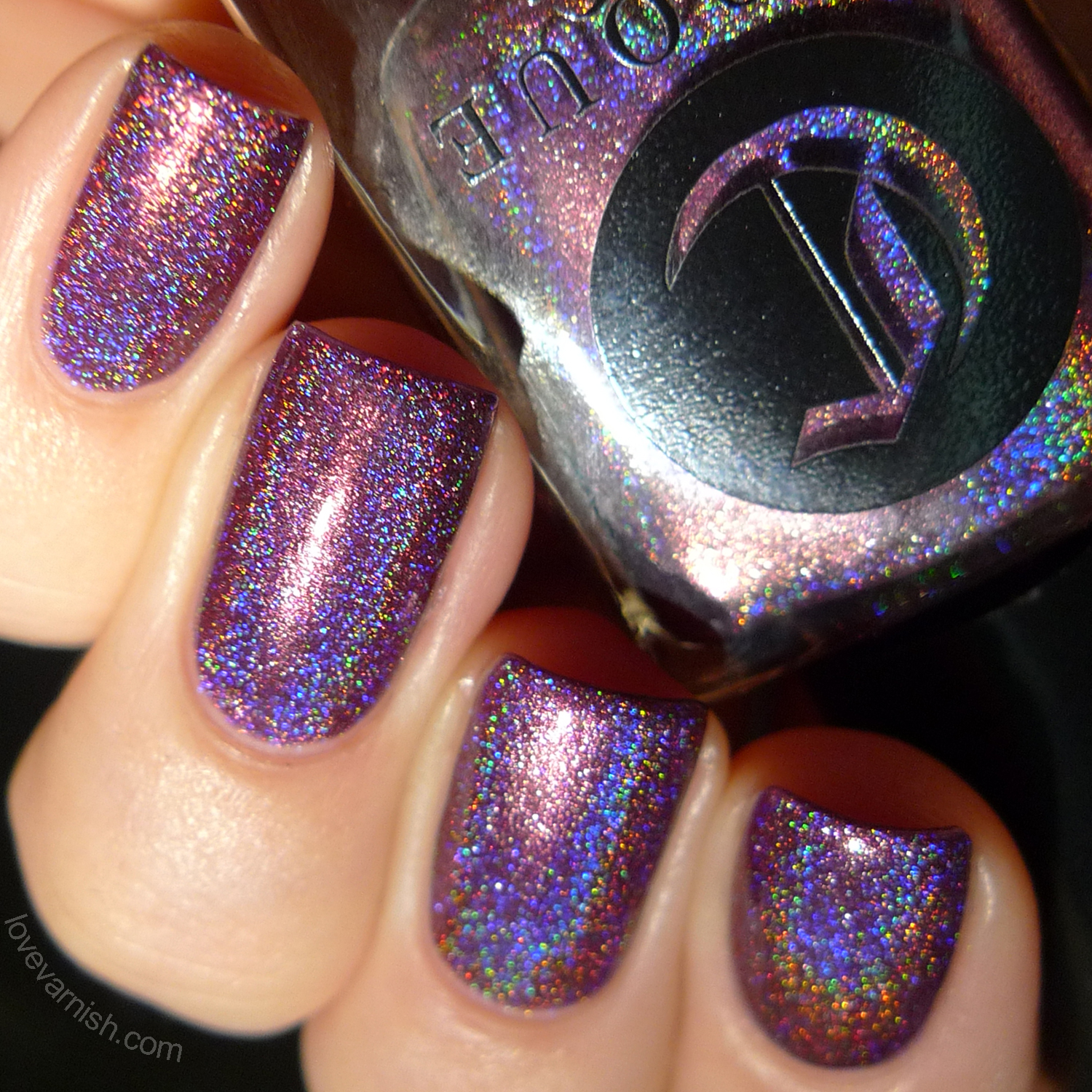 Cirque Colors The Burlesque Collection Boudoir