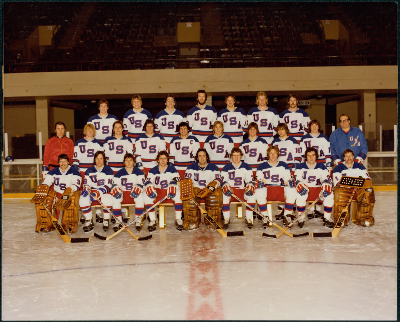 1980 olympic hockey team stats: