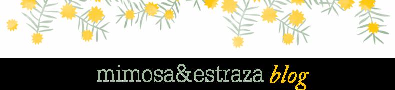 Mimosa y Estraza blog