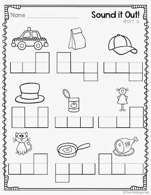 math worksheet : super cvc practice!  miss kindergarten : Kindergarten Cvc Worksheets