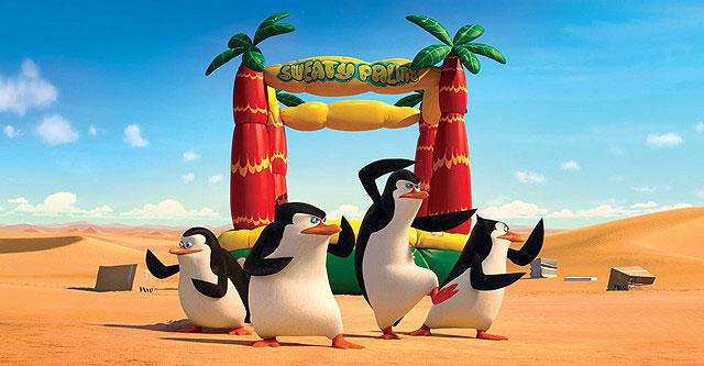 映画 ペンギンズ FROM マダガスカル ザ・ムービー