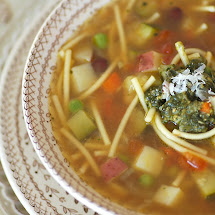 Provenal  Vegetable Soup