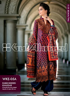 Embroidered-Khaddar-Collection