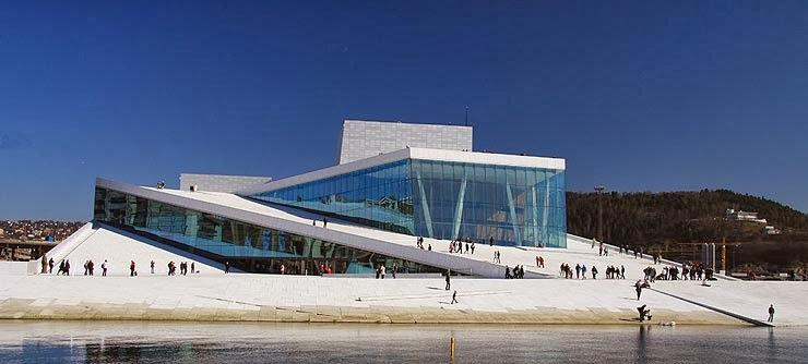 مخططات مشروع دار أوبرا أوسلو بالنرويج  Opera_norway_740