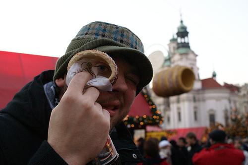 Berlin Ian in Prague