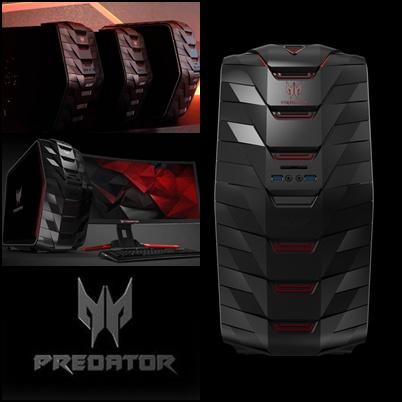 Acer Predator G6 7 Dekstop PC Gaming Damban Para Gemer
